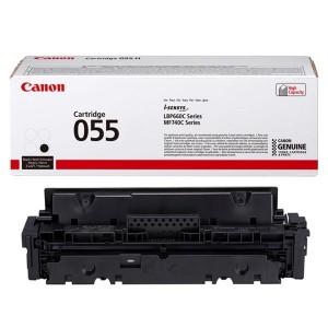 Заправка картриджа Canon 055 для принтера i-sensys MF742Cdw, MF744Cdw, MF746Cx, LBP663Cdw, LBP664Cx