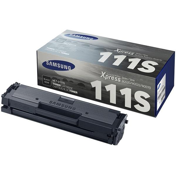 Samsung MLT-D111S заправка картриджа